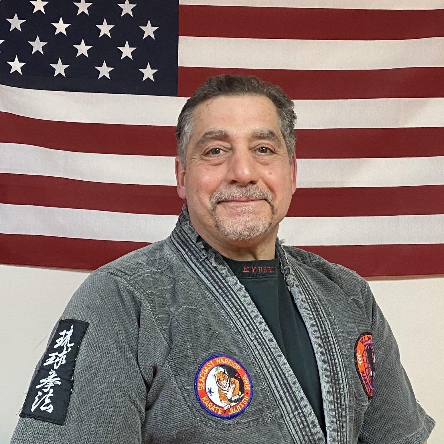 Master Dana Kiklis